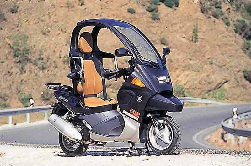 bmw c1 the 39 safest thing on two wheels 39 that broke my. Black Bedroom Furniture Sets. Home Design Ideas